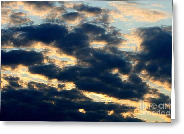 Landscape Photography Greeting Cards - Trustom Pond Sunset  Greeting Card by Neal  Eslinger