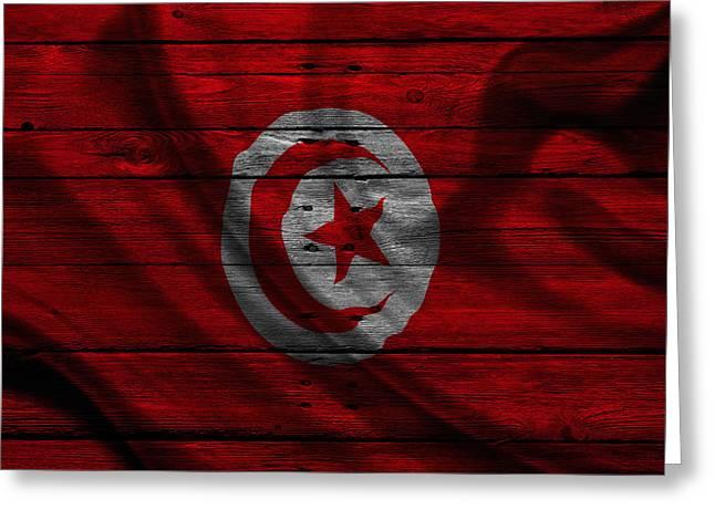 Tunisia Greeting Cards - Tunisia Greeting Card by Joe Hamilton