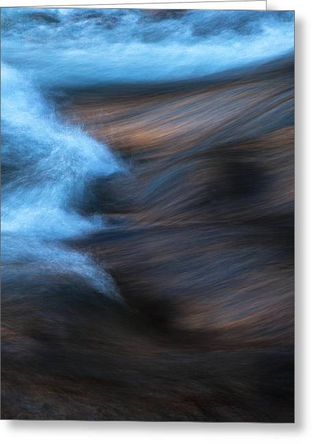 Jmp Photography Greeting Cards - Turbulent Journey   Greeting Card by James Marvin Phelps