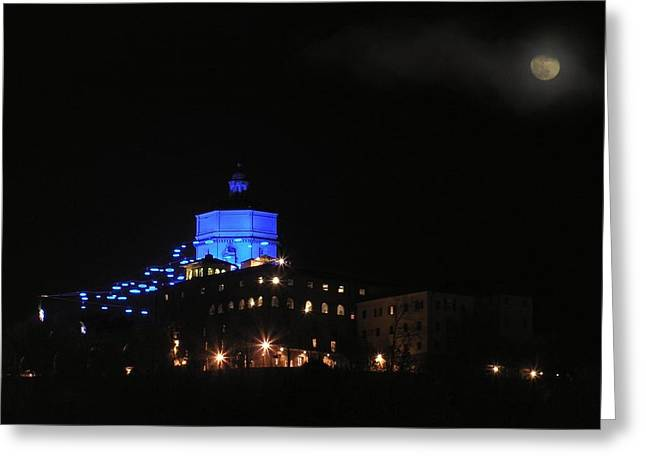 Luci Greeting Cards - Turin the olympic city 1 Greeting Card by Stefano Barni