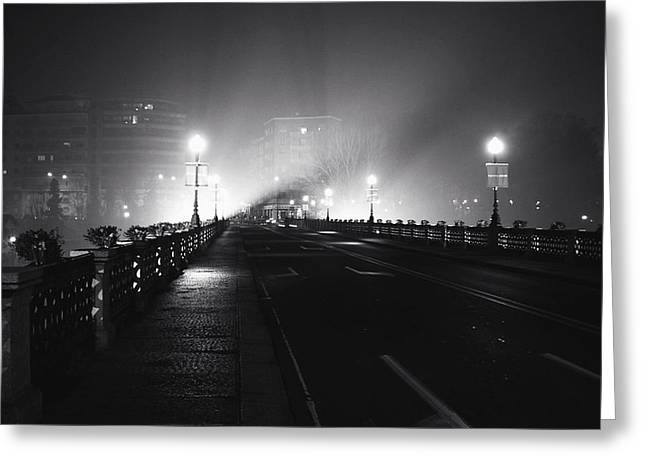 Nebbia Greeting Cards - Turin the olympic city 15 Greeting Card by Stefano Barni