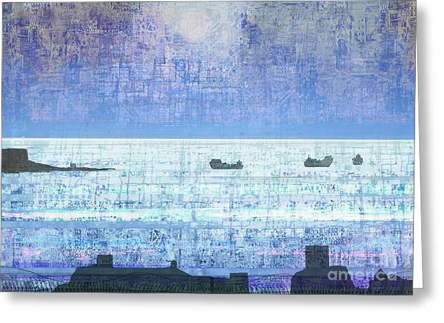 Turn Digital Art Greeting Cards - Turn of the Tide II Greeting Card by Andy  Mercer