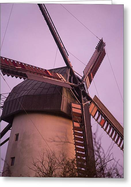 Old Mill Scenes Greeting Cards - Turn the Page Greeting Card by Betsy A  Cutler