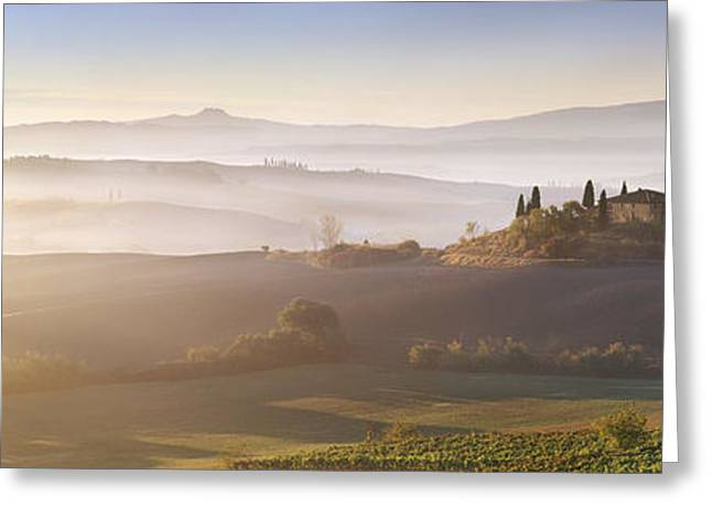 Europe Greeting Cards - Tuscany Greeting Card by Rod McLean
