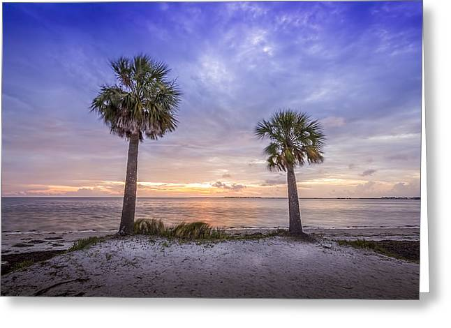 Jacksonville Greeting Cards - Two are Better than One Greeting Card by Marvin Spates