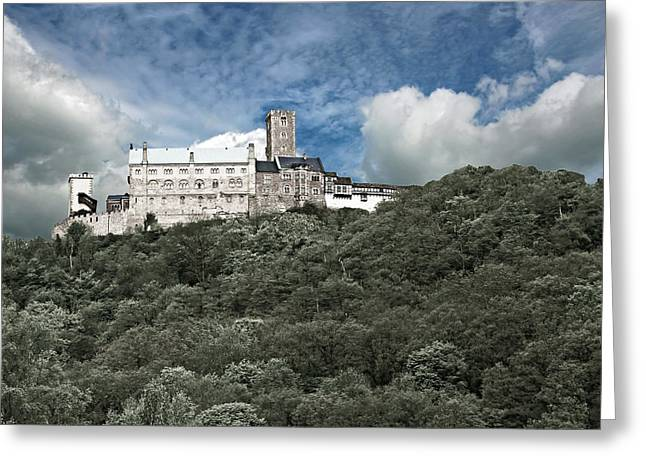 Dagmar Greeting Cards - Unesco World Heritage Greeting Card by Dagmar Wassenberg