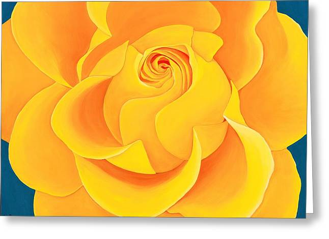 Lisa Bentley Greeting Cards - Unforgettable  Greeting Card by Lisa Bentley