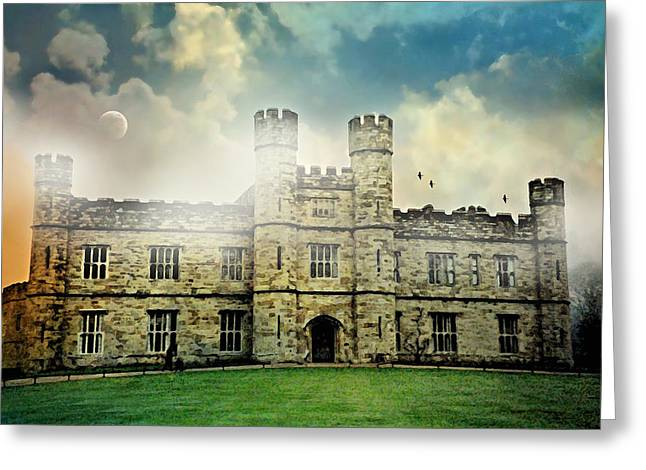 British Royalty Greeting Cards - United Kingdom Greeting Card by Diana Angstadt