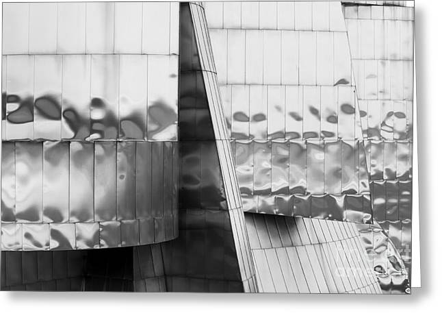 Great Cities Universities Greeting Cards - University of Minnesota Weisman Art Museum Greeting Card by University Icons