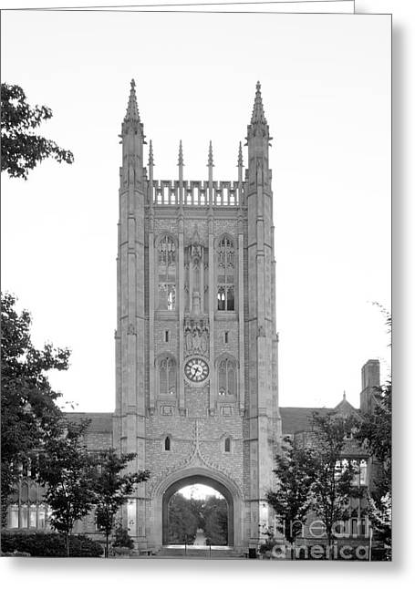 Student Union Photographs Greeting Cards - University of Missouri Columbia Memorial Student Union Greeting Card by University Icons