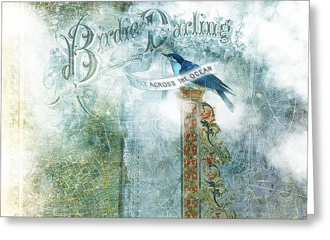 Border Photographs Greeting Cards - Untitled Greeting Card by Aimee Stewart