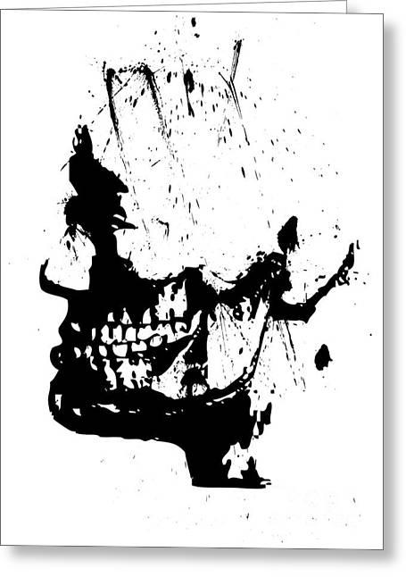 Untitled No.25 Greeting Card by Caio Caldas