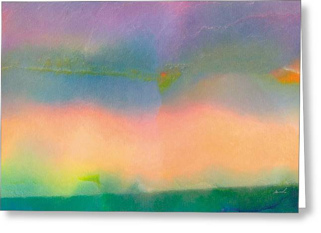 Ephemeral Greeting Cards - Untouchable Greeting Card by The Art of Marsha Charlebois