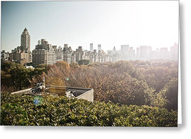 Darren Greeting Cards - Upper East Side Greeting Card by Newyorkcitypics Bring your memories home