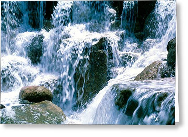 Moist Greeting Cards - Usa, California, Coyote Canyon, Granite Greeting Card by Panoramic Images