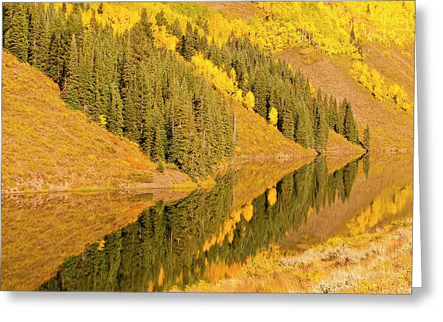 Usa, Colorado, Rocky Mountains Greeting Card by Jaynes Gallery