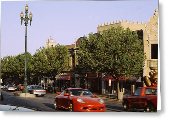 Missouri Photography Greeting Cards - Usa, Missouri, Kansas, Country Club Greeting Card by Panoramic Images