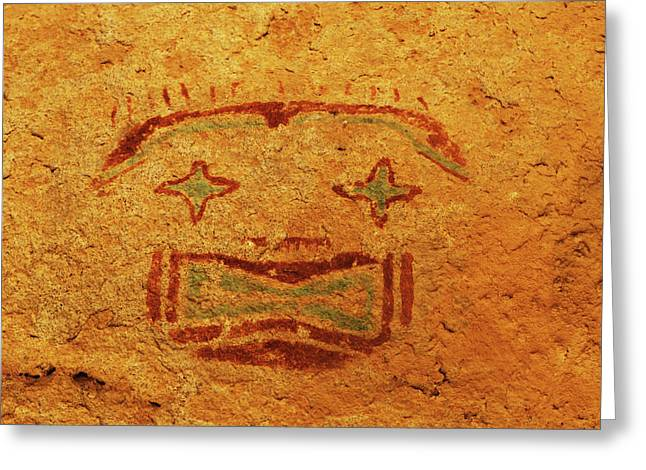 Usa, Texas, Hueco Tanks State Historic Greeting Card by Jaynes Gallery