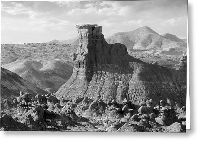 Goblins Greeting Cards - Utah Outback 18 Greeting Card by Mike McGlothlen