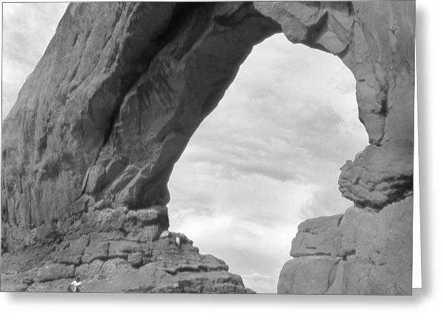 Stones Digital Art Greeting Cards - Utah Outback 29 Greeting Card by Mike McGlothlen