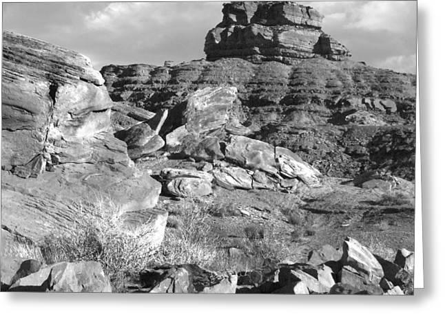 Utah Outback 38 Greeting Card by Mike McGlothlen