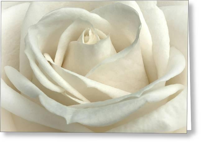 Vanilla Frosting Greeting Card by Darlene Kwiatkowski