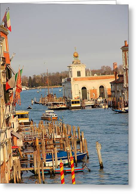 Cupula Greeting Cards - Venice Greeting Card by Gonzalo Martinez