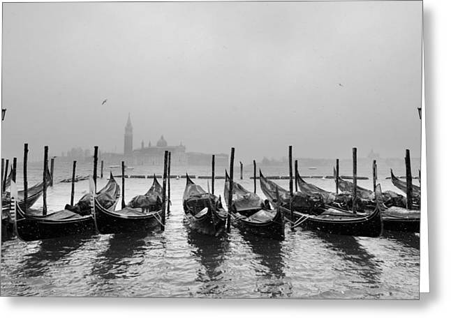 Lanscape Greeting Cards - Venice  Greeting Card by Yuri Santin