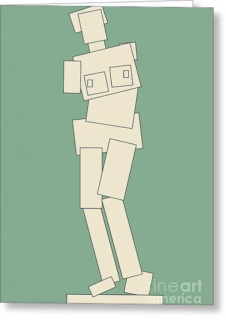 Greek Sculpture Digital Art Greeting Cards - Venus de Milo Greeting Card by Igor Kislev