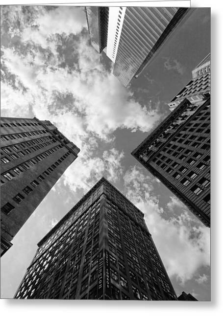Vertigo Greeting Cards - Vertigo Greeting Card by Paul Watkins