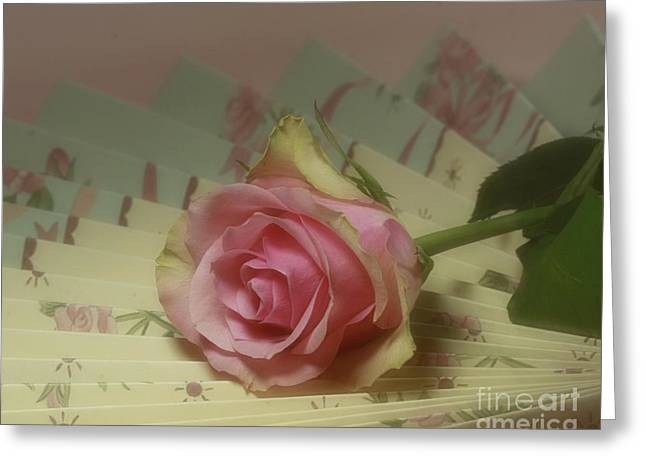 Shelley Myke Greeting Cards - Victorian Rose Greeting Card by Inspired Nature Photography By Shelley Myke