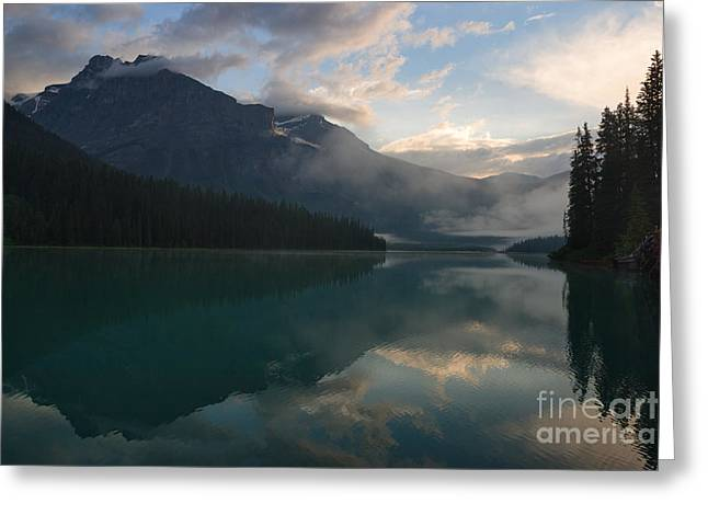Charles Kozierok Greeting Cards - View from the Dock Greeting Card by Charles Kozierok