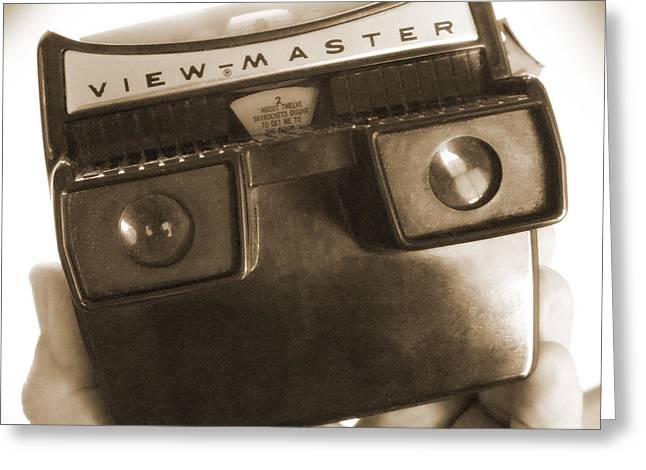 View - Master Greeting Card by Mike McGlothlen