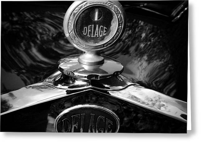 French Fries Digital Greeting Cards - Vintage Delage Greeting Card by Martin  Fry