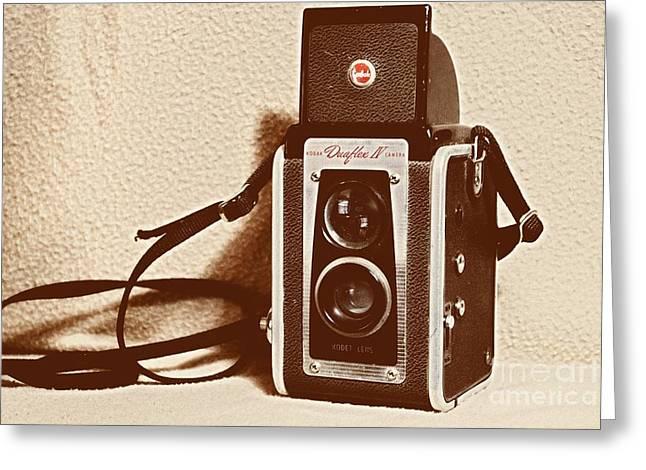 Vintage Duaflex Greeting Card by Mark McReynolds