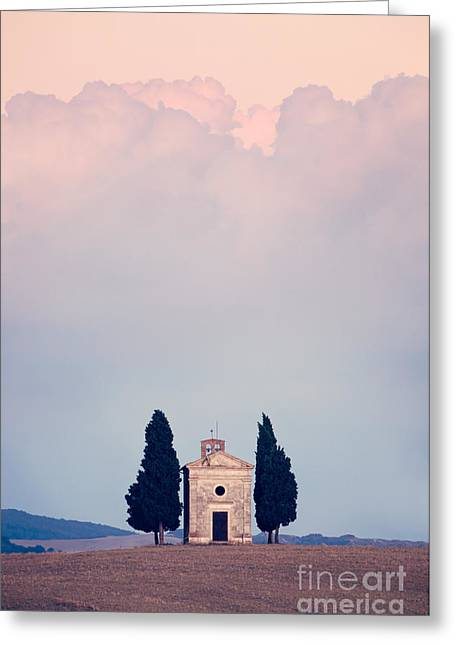Striking Images Greeting Cards - Vitaleta Greeting Card by Matteo Colombo