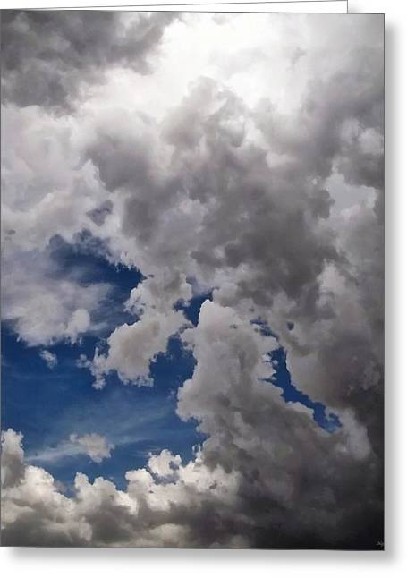 Firmament Greeting Cards - Voices In The Sky Greeting Card by Glenn McCarthy Art and Photography