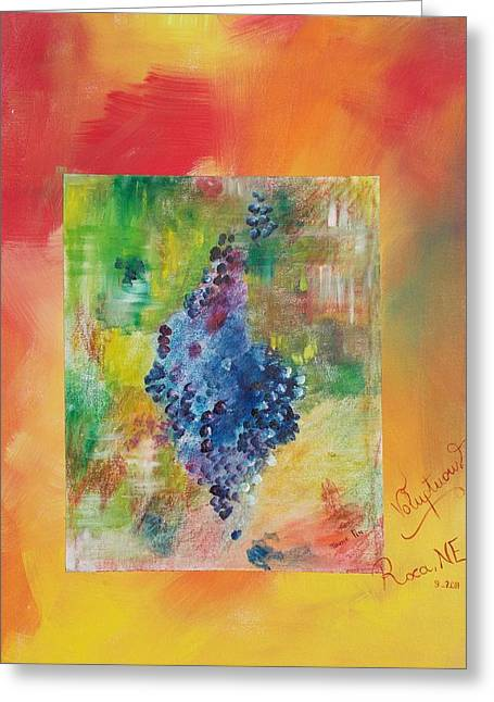 Anti Greeting Cards - Voluptuous Greeting Card by PainterArtist FIN