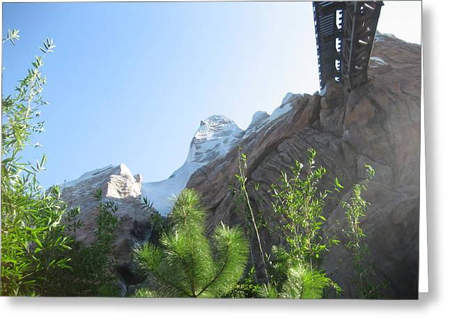 Magical Greeting Cards - Walt Disney World Resort - Animal Kingdom - 12128 Greeting Card by DC Photographer