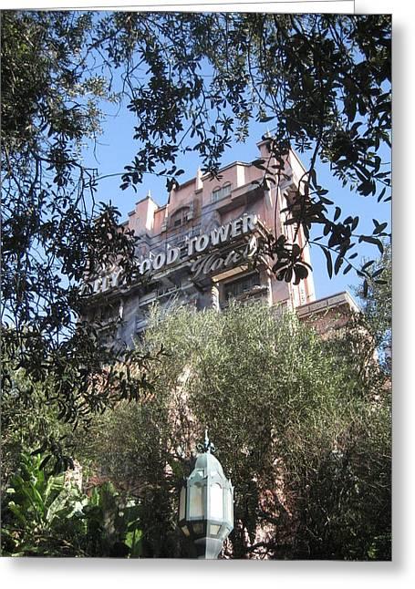 Movie Photographs Greeting Cards - Walt Disney World Resort - Hollywood Studios - 12121 Greeting Card by DC Photographer