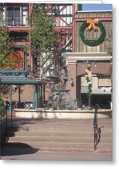 Hollywood Photographs Greeting Cards - Walt Disney World Resort - Hollywood Studios - 121231 Greeting Card by DC Photographer
