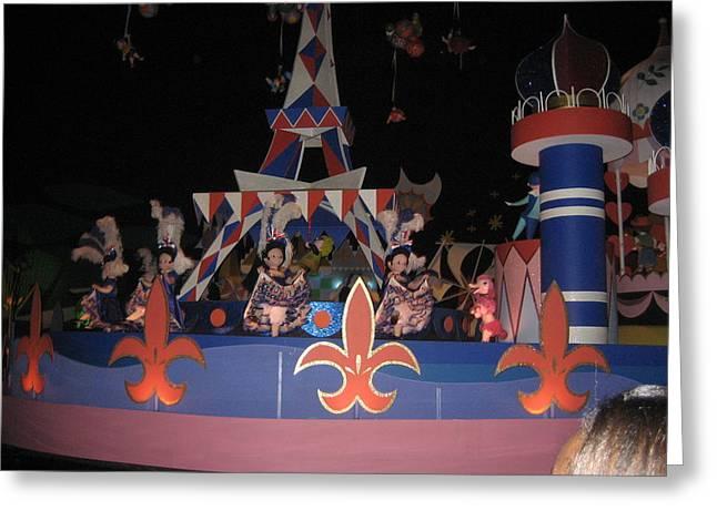 Kingdom Greeting Cards - Walt Disney World Resort - Magic Kingdom - 1212104 Greeting Card by DC Photographer
