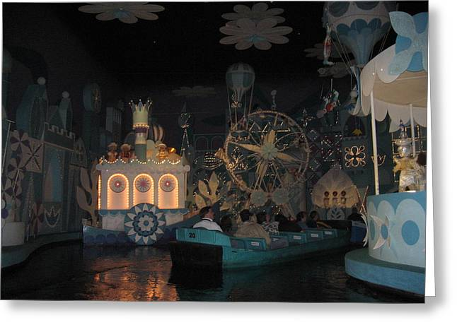 Magical Greeting Cards - Walt Disney World Resort - Magic Kingdom - 1212123 Greeting Card by DC Photographer