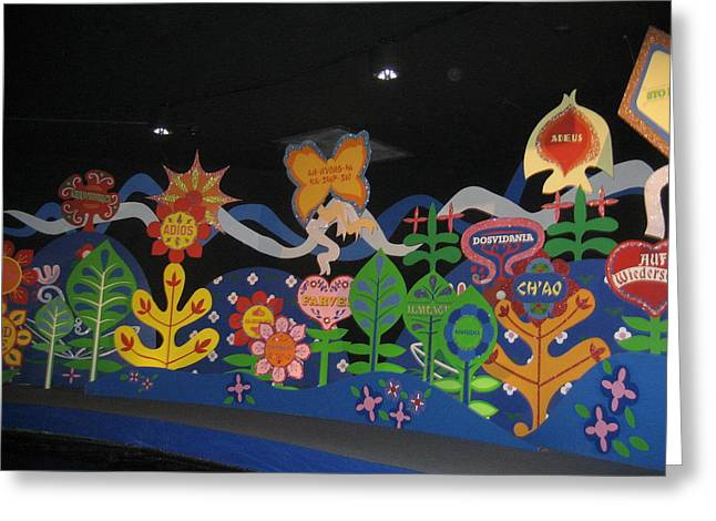 Orlando Greeting Cards - Walt Disney World Resort - Magic Kingdom - 1212125 Greeting Card by DC Photographer