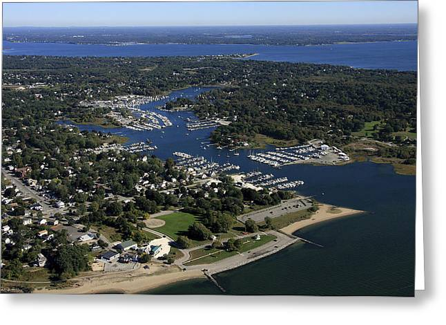 Warwick Greeting Cards - Warwick Bay, Warwick Greeting Card by Dave Cleaveland