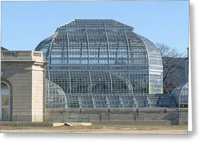 Plant Greeting Cards - Washington DC - US Botanic Garden. - 01131 Greeting Card by DC Photographer