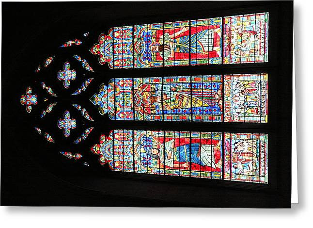 Gothic Greeting Cards - Washington National Cathedral - Washington DC - 011397 Greeting Card by DC Photographer