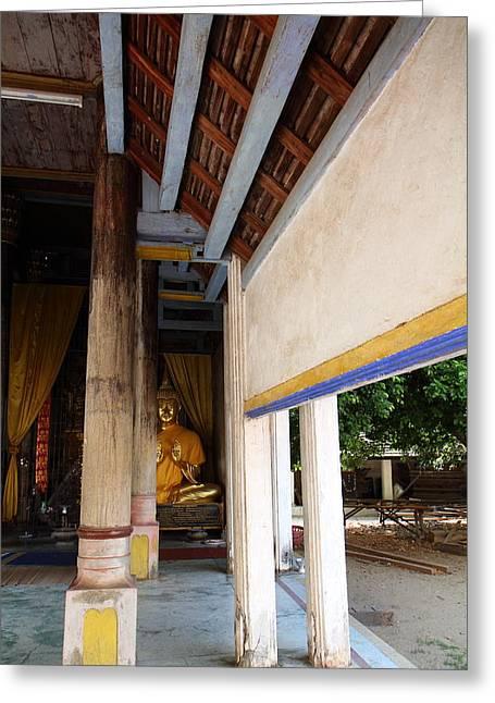 That Greeting Cards - Wat Phra That Lampang Luang - Lampang Thailand - 011319 Greeting Card by DC Photographer