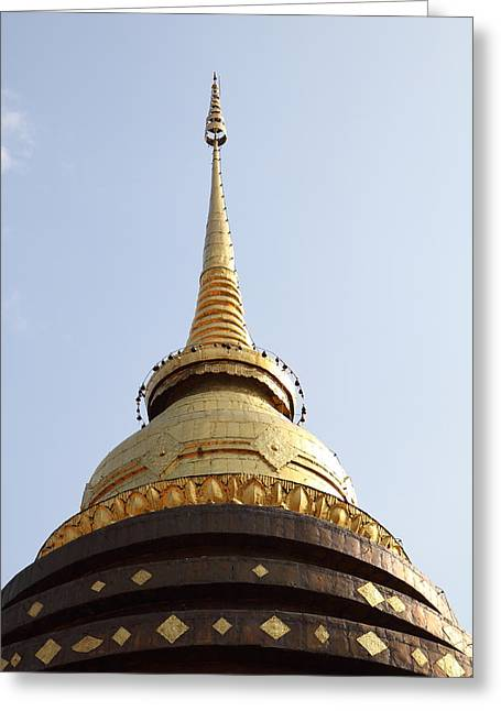 That Greeting Cards - Wat Phra That Lampang Luang - Lampang Thailand - 011320 Greeting Card by DC Photographer