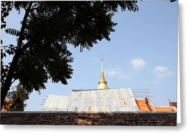 That Greeting Cards - Wat Phra That Lampang Luang - Lampang Thailand - 01138 Greeting Card by DC Photographer